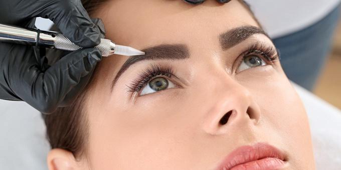 АКЦИЯ !!! Любой перманентный макияж !!!
