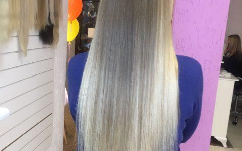 Нарастим волосы